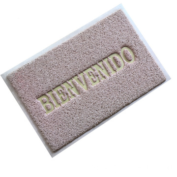 Factory Supply mats door mat pvc