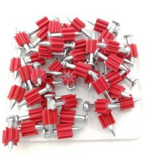 Customized for Powder Actuated Fastening Accessories PD19 Metal Lath Pins supply to Egypt Factories