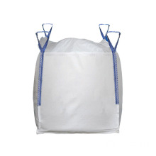 High Quality Industrial Factory for Logistic Recycle Jumbo Bag One ton white PP Jumbo bag supply to Dominica Factories