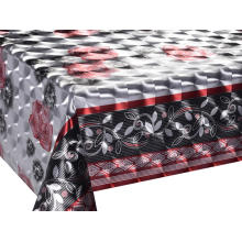 Wholesale Price for Double Face Tablecloth Double Face Emboss printed Gold Silver Tablecloth Party supply to Armenia Manufacturers