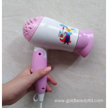 Beautiful Cartoon Images Kids Usage Electric Hair Blower