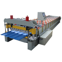Best Quality for IBR Roof And Wall Tile Roll Forming Machine IBR Sheet Roll Forming Machine For Roof export to Martinique Factories