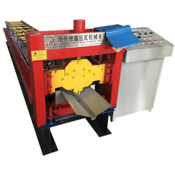 Ridge cap roll forming machine with low price