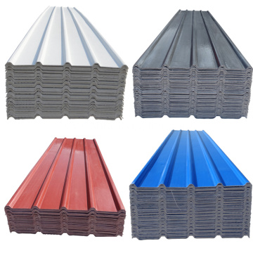 Envoronmental Friendly Fireproof MgO Corrugated Roof Sheets