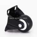 2 Inch Light Duty Furniture Caster Wheels