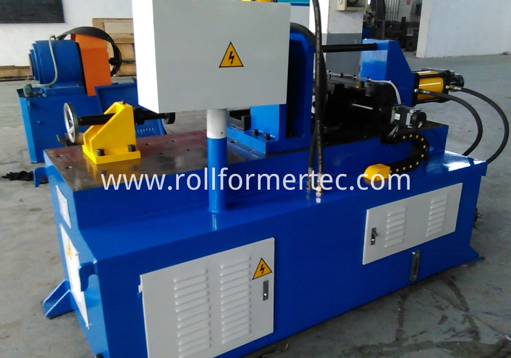 80 tube reducing machine 14