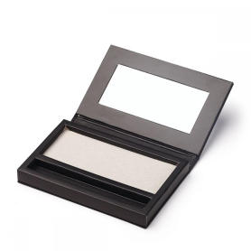 Black Luxury Eyeshadow Powder Paper Box