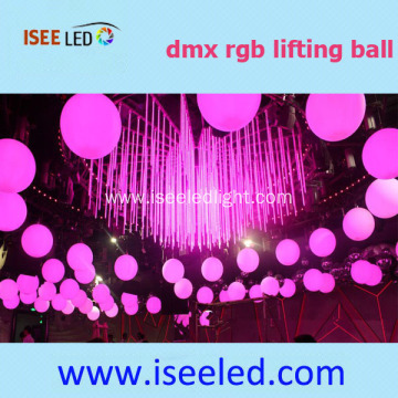 Music Sync DMX512 LED Sphere Light For Yard