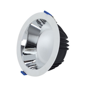 Gray Warm White 15W LED Downlight