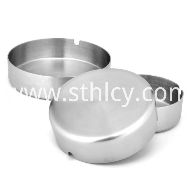 Stainless Steel Ashtray734 3