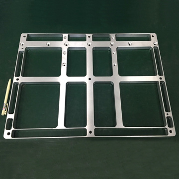 Quality CNC Machining Aluminum Bracket