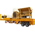 Mobile Jaw Crushing Plant Mobile Jaw Crusher Station