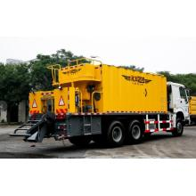 High-Tech Intelligent Slurry Paver/Micro Surfacing Truck