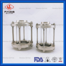 Stainless Steel Fluid Level Sight Glass