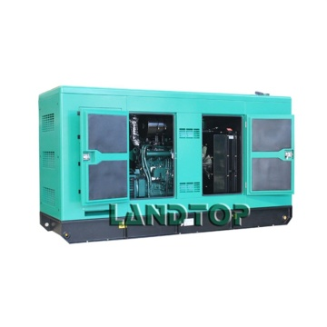 15KVA Soundproof Diesel Generator with Excellent Quality