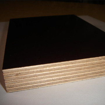 cheap brown formwork plywood board 18mm