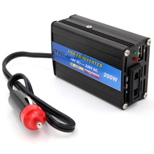 200W 12V24VDC to 110V220VAC Modified Sine Wave Inverter
