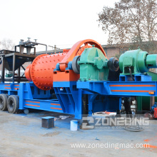 Professional Designed Ore Gold Mining Ball Mill