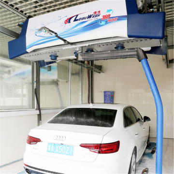 Leisuwash RY 360 mini automatic car wash cost