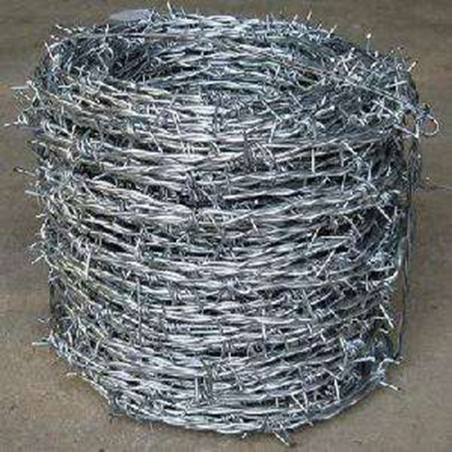 Barbed Wire Mesh21