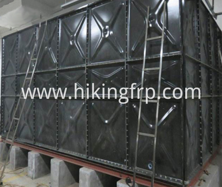 Steel Water Tank With Bolts