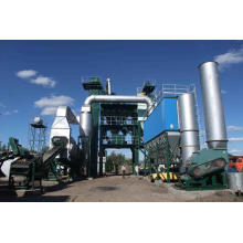 RD175 Stationary asphalt mixers