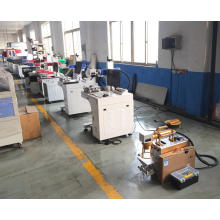 Metal Steel Fiber Laser Marking Machine