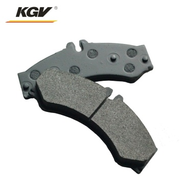 Car Parts Brake Pads For Mercedes-Benz Sprinter 0024204120