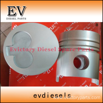MAZDA engine parts piston FE F2 piston ring