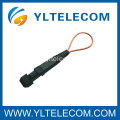 Multimode Fiber Optic Patch Cord Loopback , MTRJ Fiber Optic Loopback Assembly