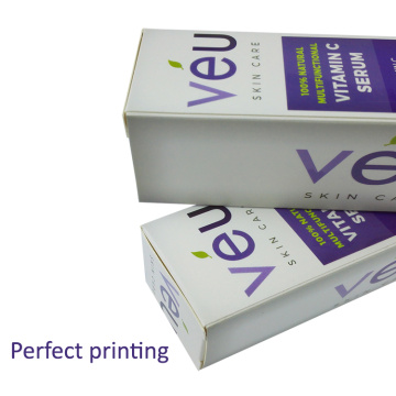 Custom Printed Beauty CMYK Cardboard Paper box