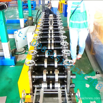 worldwide popular steel stud truss cassette keel roll forming machine