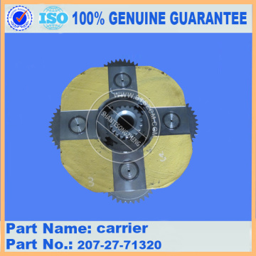 PC360-7 carrier 207-27-71320 komatsu excavator parts