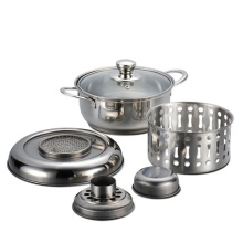 Stainless Steel Kitchen Cooker stew pot product