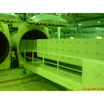 AAC Autoclave Autoclaved Aerated Concrete