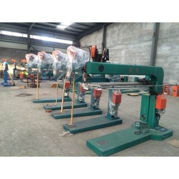 Semi Auto high Speed Corrugated Carton Box Stitcher