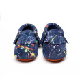 Passion Doodle Moccasins Baby Shoes