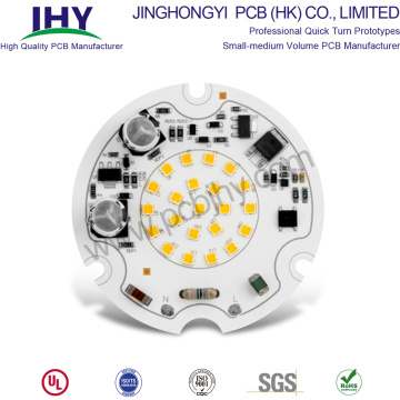 Led single-sided circuit board