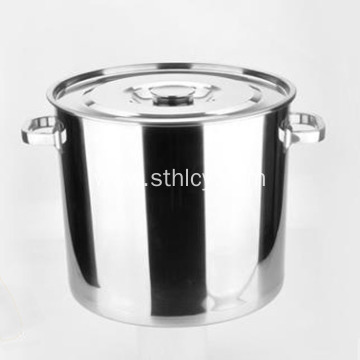 304 Stainless Steel Soup Pail