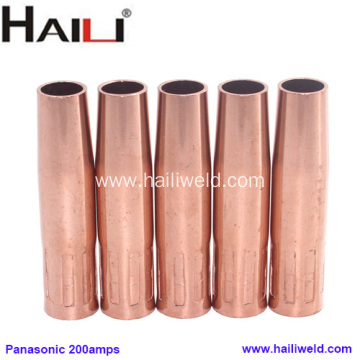 HAILI Panasonic 200A Gas Nozzle 13MM