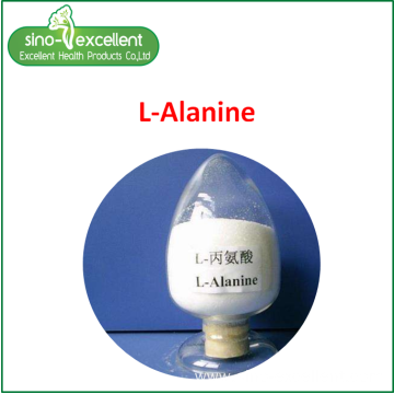 L-Alanine Amino Acid fine powder