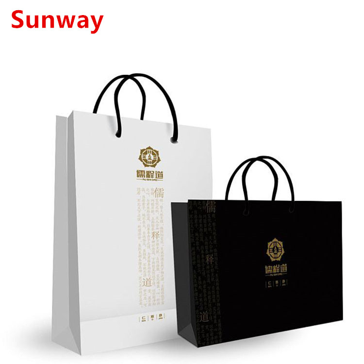 Retail Paper Bags Wholesale