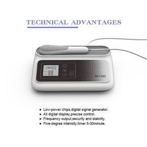 Latest frozen shoulder therapeutic ultrasound machine