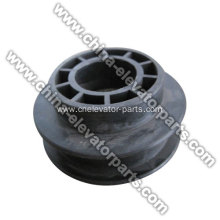SELCOM elevator return pulley plastic