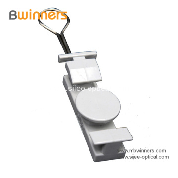 FTTH Fiber Drop Cable Anchoring Clamp S Type