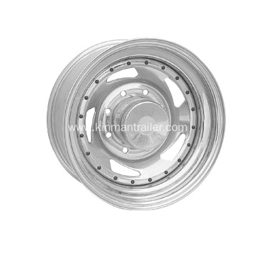 Steel Wheel Rim For Boat Trailer