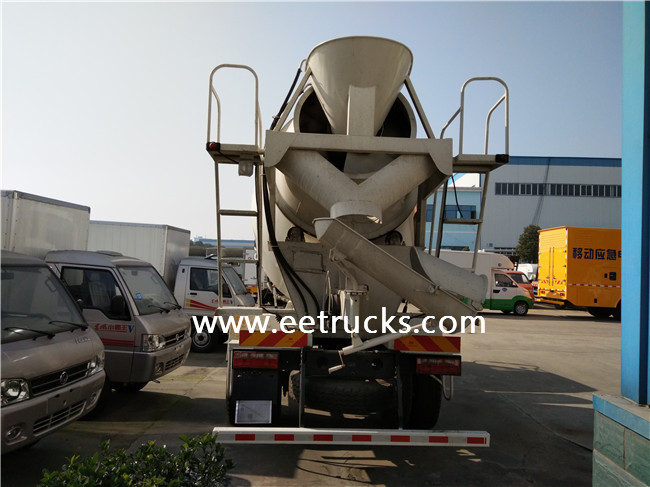 Concrete Mixer Vehicles