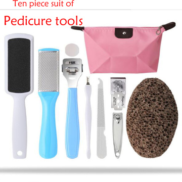 kit de manicure e pedicure