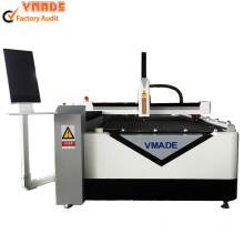 500w Fiber Laser VLF1325 Laser Metal Cutting Machine