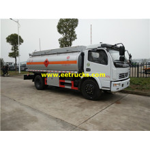 9m3 170HP Fuel Refill Tank Trucks